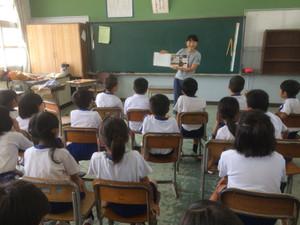 枕崎市立桜山小学校